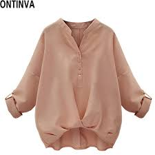 aliexpress buy dolman sleeve tops pink blouse