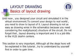 virtuoso layout design basics vlsi cadence tutorial ahmet ilker şin