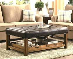 Ottoman Storage Coffee Table Coffee Table With Ottomans Stage Black Coffee Table Ottoman