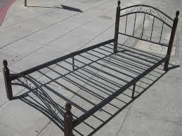 Bed Frame Metal Diy Twin Bed Frame Style U2014 Modern Storage Twin Bed Design
