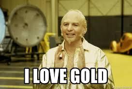 Austin Powers Meme Generator - i love gold goldmember austin powers meme generator