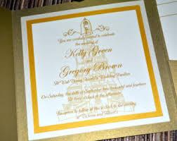and the beast wedding invitations tale wedding invitations sleeping pocket fold