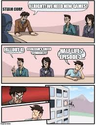 Assassins Creed 4 Memes - boardroom meeting suggestion meme imgflip