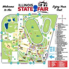 state fair map illinois state fair 2017 equality illinois