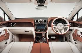 interior bentley 2018 bentley bentayga interior 2018 car review