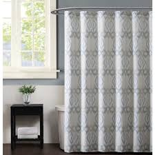 Gray Paisley Shower Curtain by Home Decorators Collection Bath Accessories Bath The Home Depot