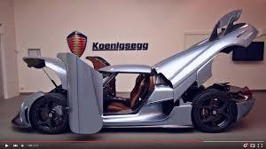 koenigsegg koenigsegg regera new robotized u0027autoskin u0027 functionality