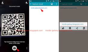 barcode reader app for android samsung galaxy s5 how to scan qr code in android 4 4 2 kitkat