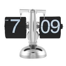 Unique Desk Unique Gift Retro Nice Desk Wall Auto Flip Clock Number New Design