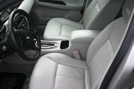 Leather Auto Upholstery Denlors Auto Blog Blog Archive Impala Ss Two Tone Leather