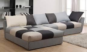 canape angle modulable tissu un canapé d angle original et modulable