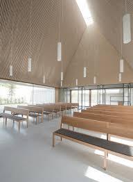 funeral home interiors funeral chapel in ingelheim weinheim by bayer strobel
