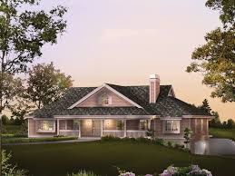 Ranch Style House Plans With Garage Rochelle Bay Country Home Great Country Ranch Home Perfect For A