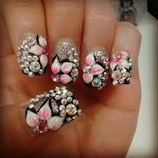 272 best nail 3d flowers ect images on pinterest make up 3d