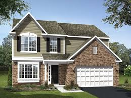 Cottage Homes Indianapolis Quick Move In Homes Indianapolis In New Homes From Calatlantic