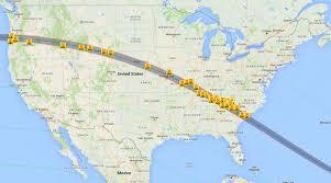 Sinaloa Mexico Map Learn About 2017 U0027s Total Solar Eclipse Koa Camping