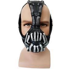Dark Knight Halloween Costume Dark Knight Rises Bane Costume Ebay