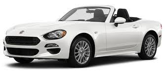 2017 white bentley convertible amazon com 2017 fiat 124 spider reviews images and specs vehicles