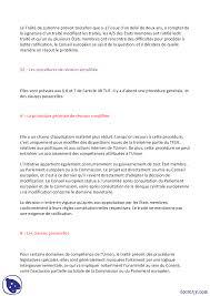 si e conseil europ n notes sur la révision des traités droit communautaire docsity