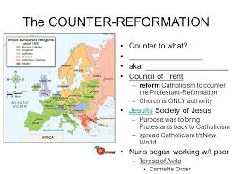 Council Of Trent Reforms The Counter Reformation Counter To What Aka Council Of Trent