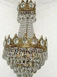Teardrop Crystals Chandelier Parts Antique Crystal Chandelier Ebay