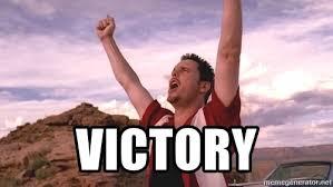 Victory Meme - victory johnny drama meme generator