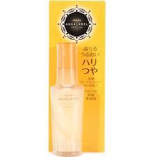 Qu Serum shiseido japan aqua label royal rich essence serum ex 30ml 1 fl oz