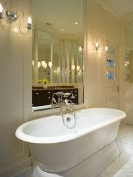 Bathrooms With Mirrors by Bathroom Mirror On Mirror Design Ideas