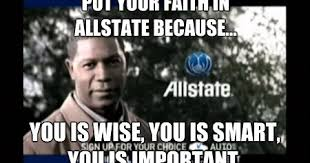 Allstate Meme - misstra knowitall good hands