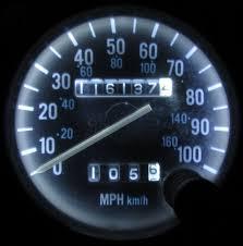 jeep wrangler dashboard lights jeep wrangler yj 1987 1995 bright white led asap speedo