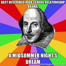 Dream On Meme - 42 best a midsummer night s dream images on pinterest midsummer