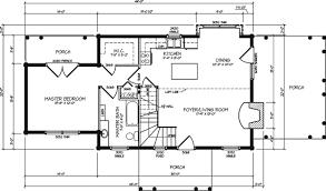 Timber Home Floor Plans Sweet Water Log Cabin Plan By Jim Barna Log U0026 Timber Homes
