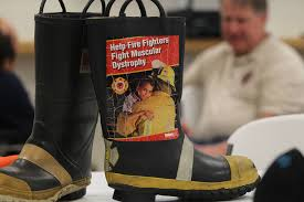 Firefighter Three Boots by Lubbock Area Firefighters To Kick Off Annual Fill The Boot
