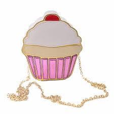 bolsas divertidas são tudo de bom olha só a nossa bolsa cupcake