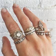 old fashion rings images Antique and vintage engagement ring ideas popsugar fashion jpg