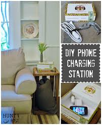 End Table With Charging Station by Diy Charging Station Organizer Excellent Diy Charging Station Top