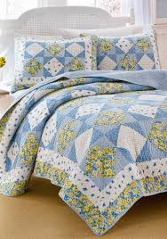 laura ashley grace quilt collection online only belk