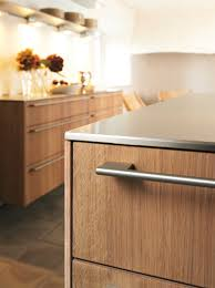 Designer Fitted Kitchens Bulthaup B3 Kitchen Solid Wood Fronts Are Available In Walnut And