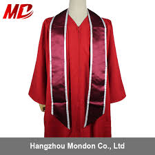graduation scarf china custom made colleage graduation scarf china stole
