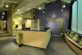 medical office interior design office reception desk design ideas