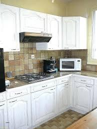 repeindre des meubles de cuisine en stratifié peinture pour meuble de cuisine stratifie peinture chane armoires de