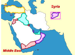 middle east map with country name map of the middle east countries and capitals free software