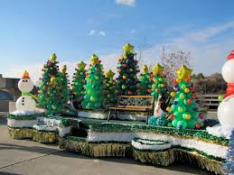 jingle bell sticks great when walking in the parades during the