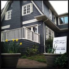dark gray exterior paint house google search house pinterest