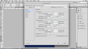 compress pdf below 2mb quick tips for making a small pdf file size indesign lynda com