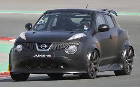 nissan spider nissan juke r exclusive first test motor trend