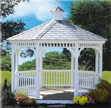 white gazebo mr shed vinyl sheds