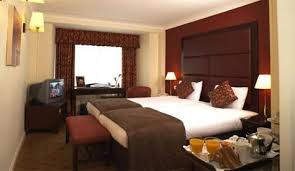 accommodation in visiting uk