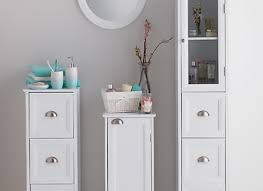 Thin Bathroom Cabinet by Slim Bathroom Cabinet Slimline Cabinets Storage The Best Deals For