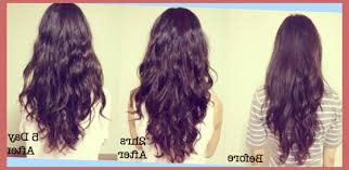 long hair that comes to a point yingnerthoughts hair perming at act point salon for perms for